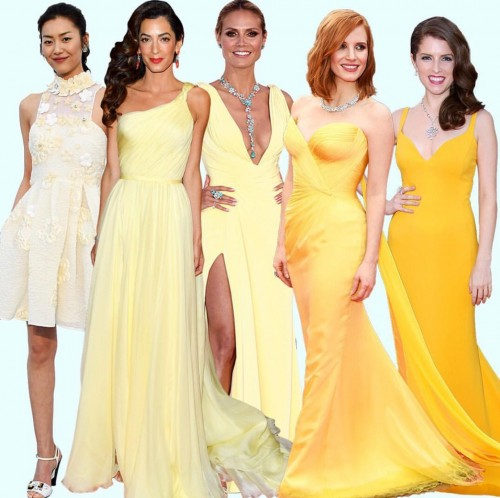 yellow-dresses_couture_WendyIles-hairblog_Cannes2016_Most-Popular-Hairstyles_yellow-color-2016