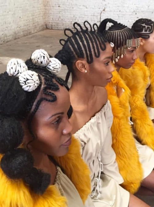 The Modern Braid for Ethnic Hair 2017 by Shani Crowe