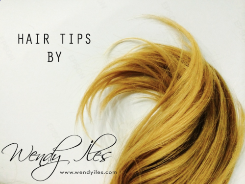 Wendy Iles' Hair Tips - How To Tame Curl & Control Frizz In 5 Easy Steps