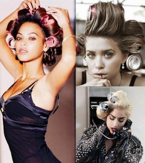 How To Use Hair Rollers To Get A Sexy Volume Iles Formula