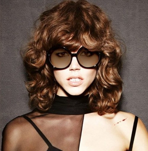 How To Get Freja's Tom Ford Curls