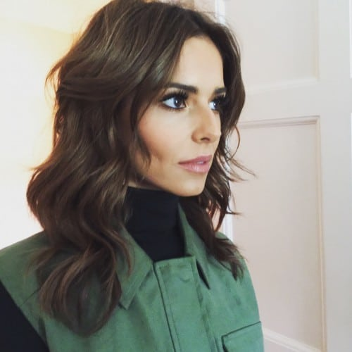 Cheryl Cole New Hair
