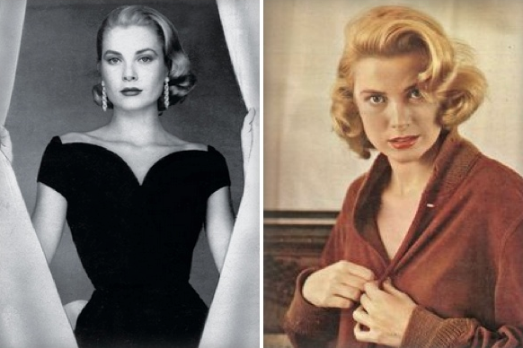 How To Do Grace Kelly S Classic Wave