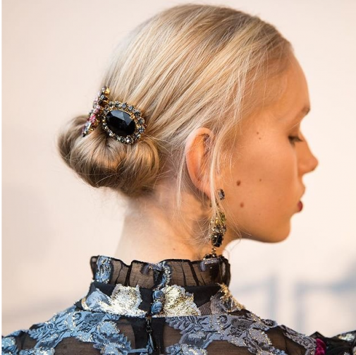 WENDY ILES BEST HAIR FROM LONDON FASHION WEEK MILAN FASHION WEEK