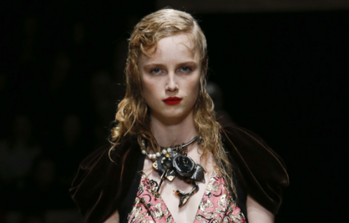 WENDY ILES BEST HAIR LONDON FASHION WEEK MILAN FASHION WEEK PRADA