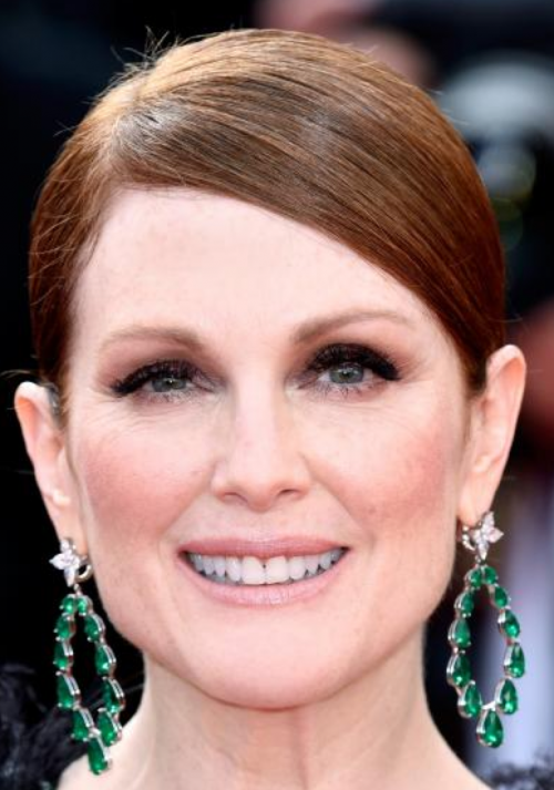 WENDY ILES - CANNES FESTIVAL - JULIANNE MOORE
