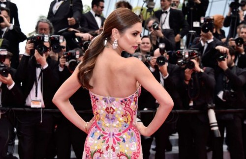 Cheryl-Fernandez-Versini- WendyIles-hairblog-Cannes2016- Most-Popular-Hairstyles
