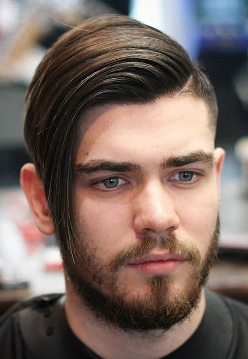 Haircuts For Long Hair For Men Tied Back LONG HAIRSTYLES