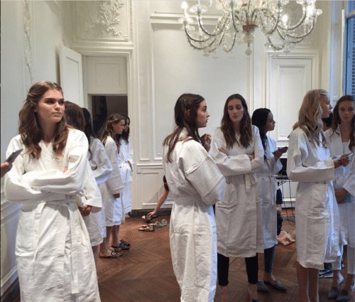 Paris haute couture week 2016