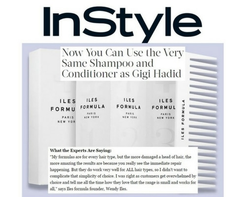 Instyle: Now You Can Use The Same Shampoo As Gigi Hadid