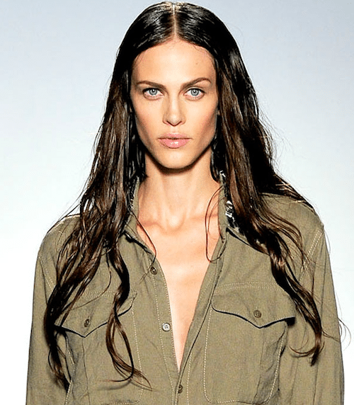 How To Get The Wet Hair Look That Is Trending This Season