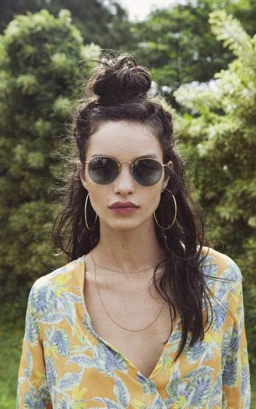 Best Coachella Hair 2017 To Transition From Day To Night