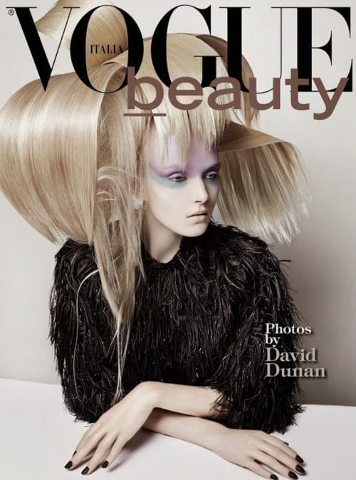 Iles Formula Hair Talk With Nicolas Jurnjack, Maja Salam on Vogue Italia