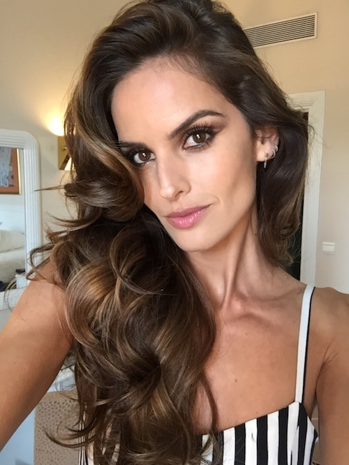 How To Get Izabel Goulart's Hairstyles From Cannes Film Festival