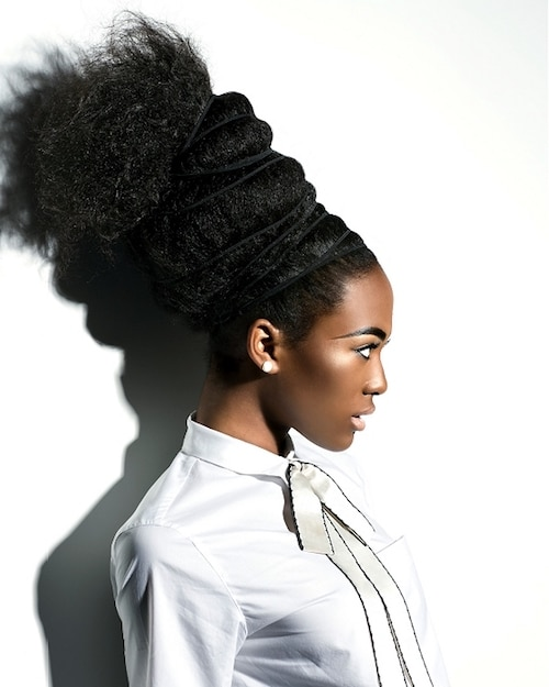Ethnic Natural Hairstyles & Braids We Are Loving Right Now