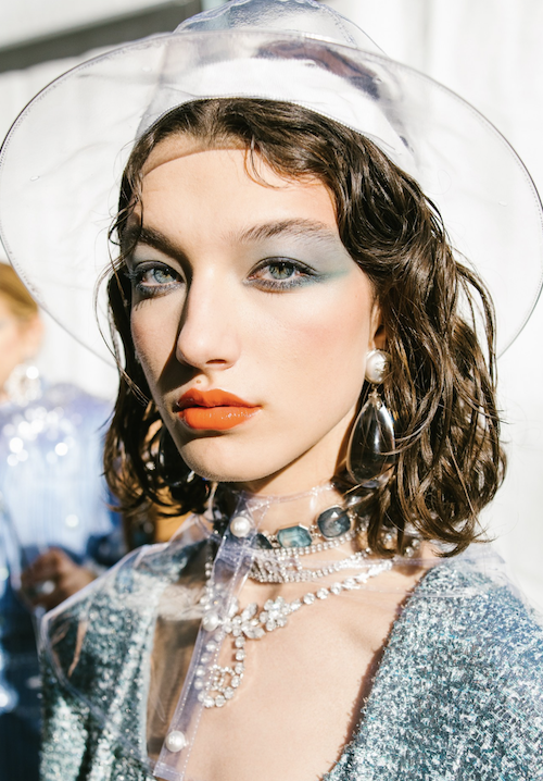 Avant Garde Hair Highlights from Paris Fashion Week Spring 2018