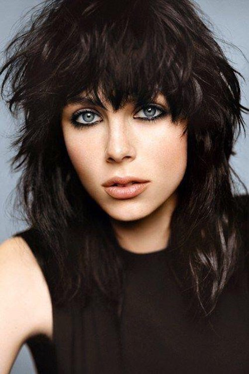 Types Of Bangs Hairstyles And Which Ones For You