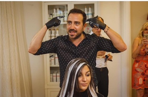 Iles Formula Hair Talk With Larry Raspanti
