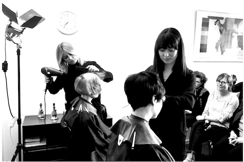 Iles Formula Hair Talk With Vaerk Salon in Denmark
