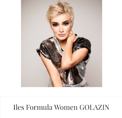 A Tribute To Our Iles Formula Women