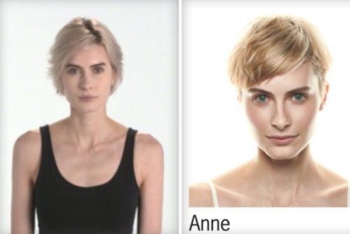 Germany's Next Top Model Makeovers