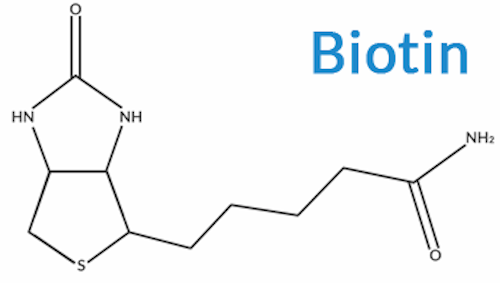 Biotin And It's Beneficial Effects On Greying Hair | Iles