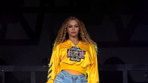 How To Get Beyonce's Hairstyle From Her Coachella 2018 Performance