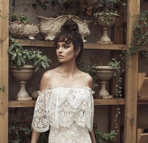 Inspiring Wedding Hairstyles That Are Perfect For Spring 2018