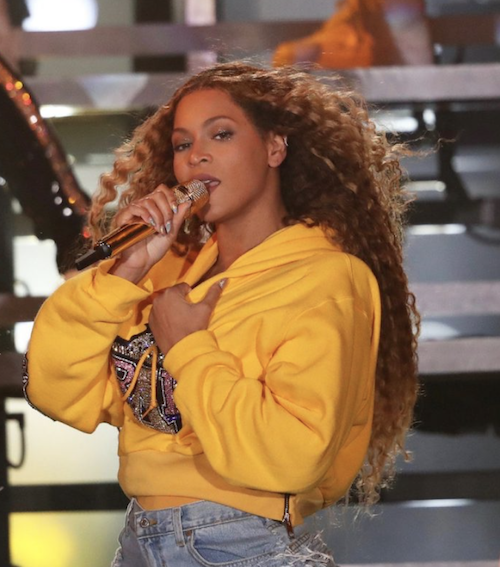 How To Get Beyonce S Hairstyle From Her Coachella 2018
