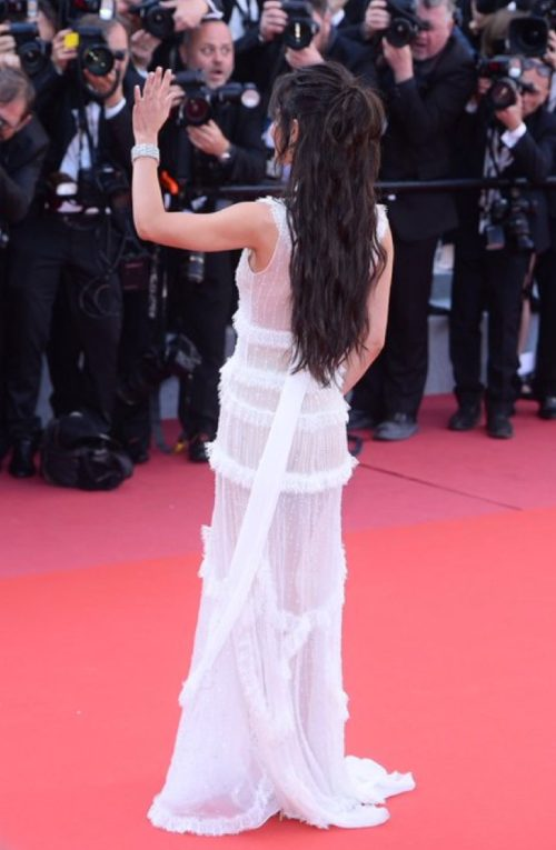 How To Get Cheryl's Ethereal Hair Look From Cannes Film Festival