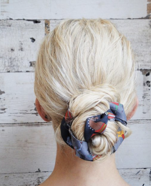 Easy Hairstyles For Hot Summer Days