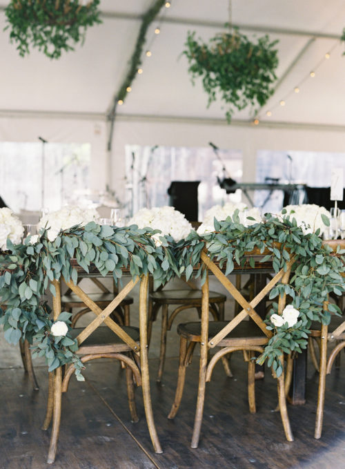 Behind The Scenes on Beauty of Emily Di Donato's Colorado Wedding