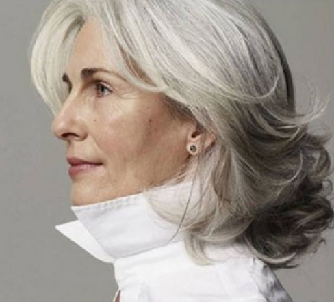 Haircut Ideas For Grey And Silver Hair