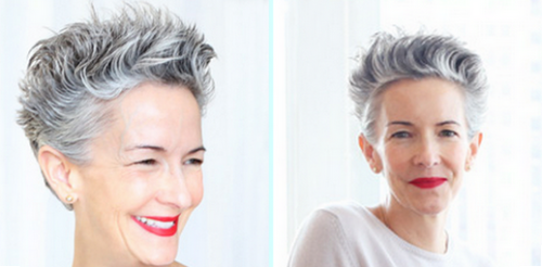 Haircut Ideas For Grey And Silver Hair Iles Formula