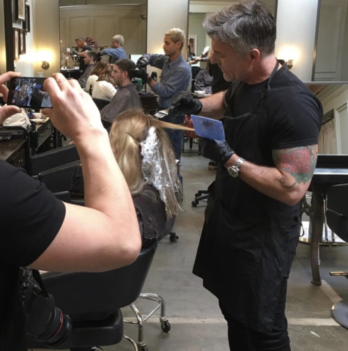 Iles Formula Hair Talk Featuring Corey Powell of Salon Benjamin West Hollywood