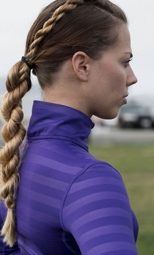Easy Hairstyles That Are Perfect For The Gym