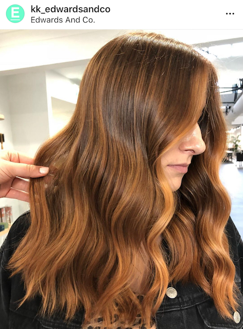 Hair Color Trends For Autumn/Fall 2018
