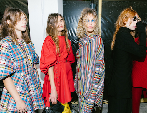 Best Hair From Backstage At Paris Fashion Week