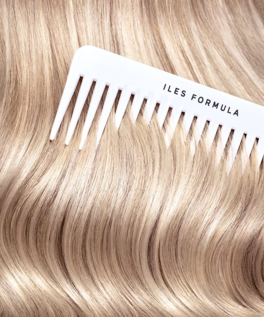 Style Your Hair Without Hair Dryers Hair Mousses Waxes Iles Formula