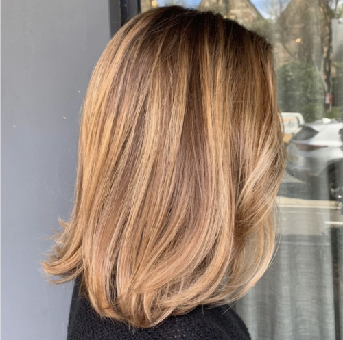 Iles Formula's Hair Ideas: 5 Spectacular 2020 Hair Color Trends for Everyone - 2020 hairstyle trend - Honey Blondes