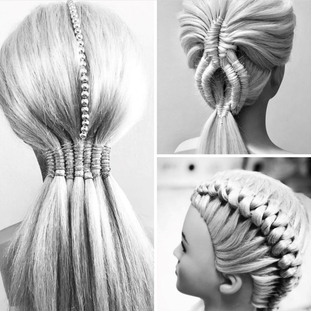 Iles Formula hair talk | Sharon Blain - amazing braids
