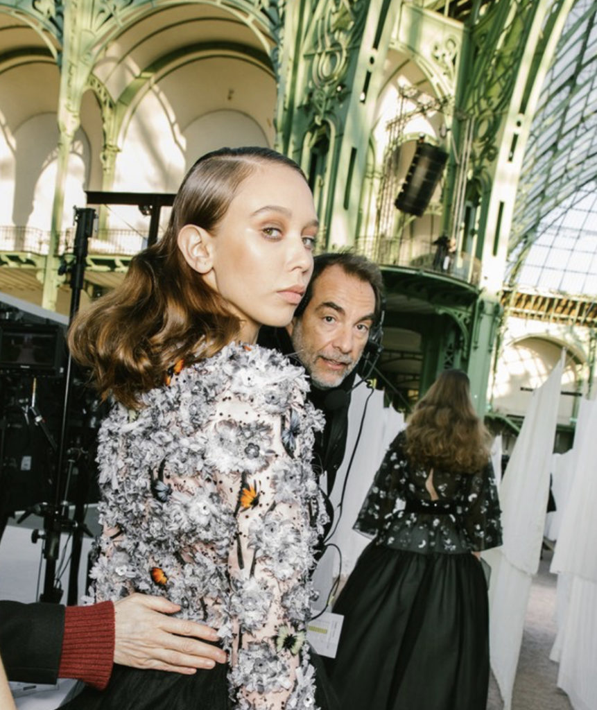 Chanel - Paris Haute Couture Hair Trends 2020 - chic hairstyle