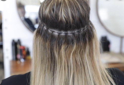 hair extension - 4 Apparent Benefits of Wearing Hair Extensions