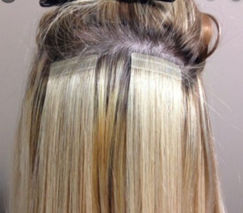 Hair Extension - 4 Apparent Benefits of Wearing Hair Extensions - Blonde hair extension
