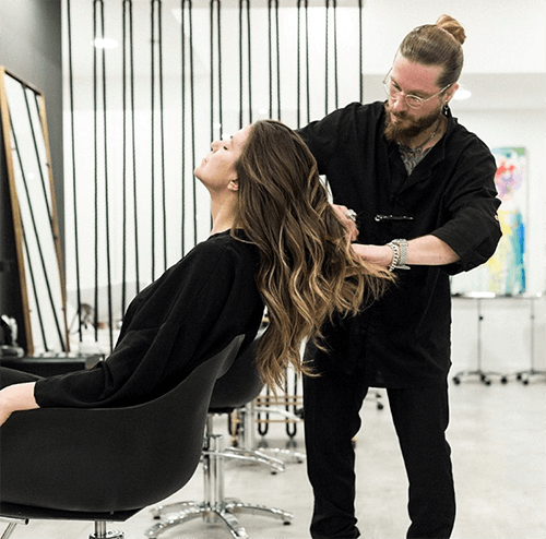 Iles Formula Hair Talk with Paul Desmarre from Glyph Salon, Los Angeles