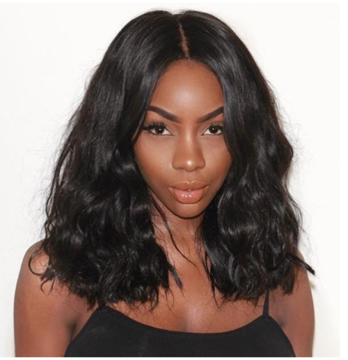 4 low maintenance hairstyles for Black Women - black women - low maintenance haircuts - low maintenance hairstyles - black women hairstyles ​- Hairstyles for black women - low maintenance short haircuts - haircut ideas - hair extension - wigs - sew hair