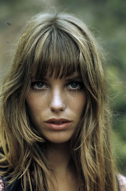 bangs - Classic Hairstyles that are Forever on Trend
