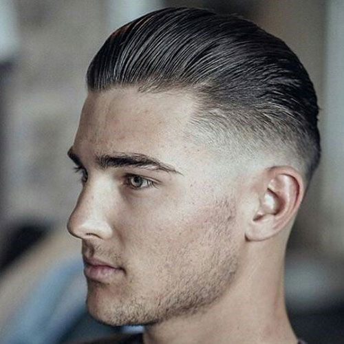 slick back - Classic Hairstyles that are Forever on Trend